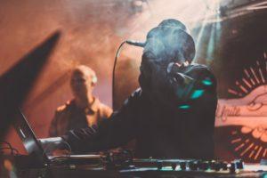 Flou, Concert, Dj, Festival, Ordinateur Portable